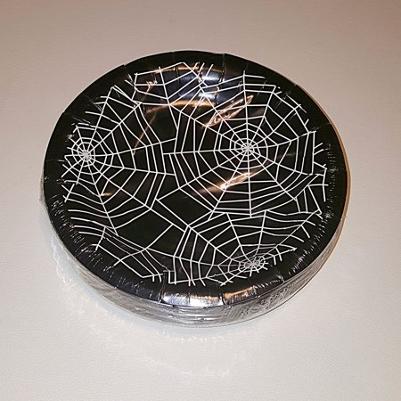 Halloween Disposable Party Plates, By Celebrate It](Australia Celebrates Halloween)
