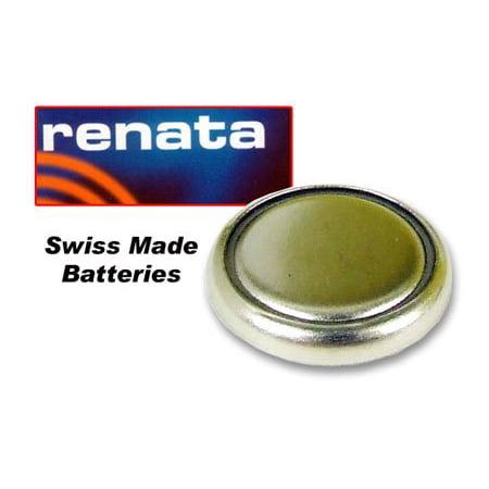 Renata Battery 381 Sr1120Sw Silver 1.55V Swiss (Swiss Made)
