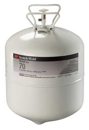 3M SCOTCH 70 Spray Adhesive, Cylinder by 3M SCOTCH