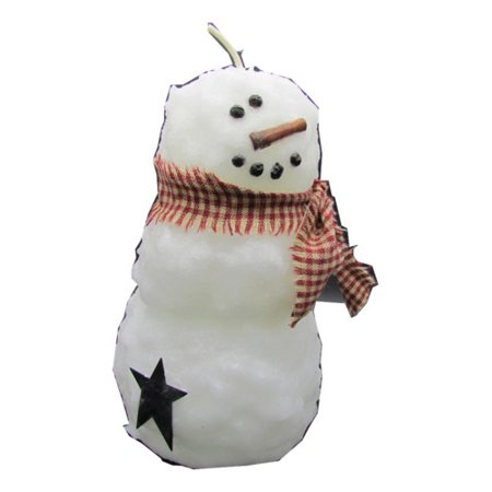 Star Hollow Candle Company Tier Snowman Sugar Cookie Novelty Candle