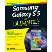 For Dummies: Samsung Galaxy S5 for Dummies (Paperback)