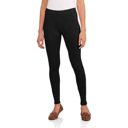 fa0aa352958ca Faded Glory - Women's Essential Leggings - Walmart.com