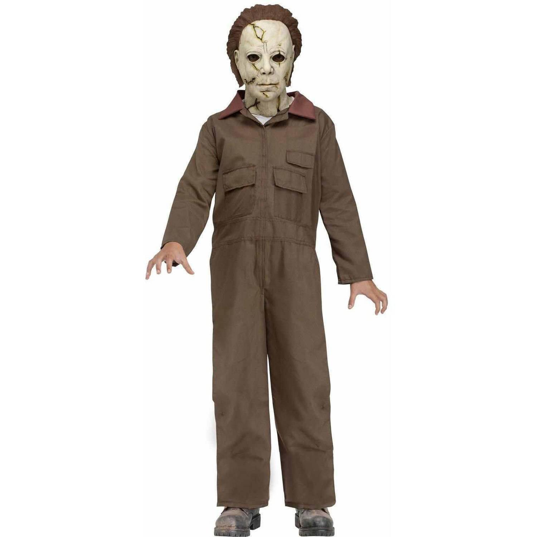Michael Myers Child Halloween Costume