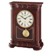 Seiko Traditional Musical Pendulum Mantel Clock - 9.75 in. Wide