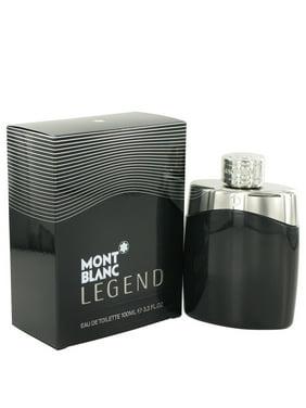 Mont Blanc Men Eau De Toilette Spray 3.4 Oz