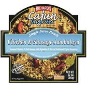 Richard Cajun Favorites Chicken & Sausage Jambalaya, 12 oz