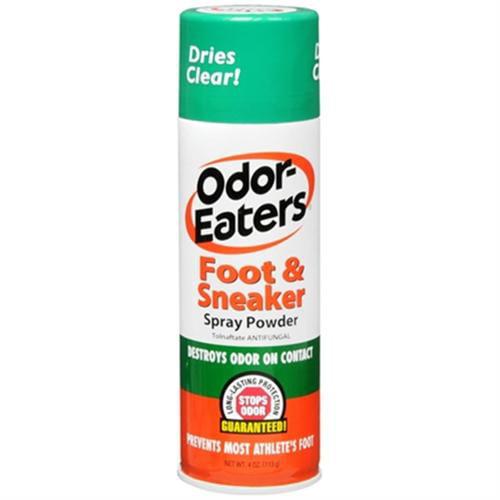 Odor-Eaters Foot Spray Powder 4 oz (Pack of 6)