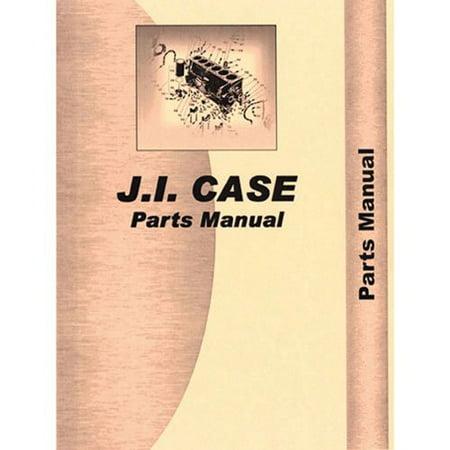 - Parts Manual - 1845 Uni Loader, New, Case