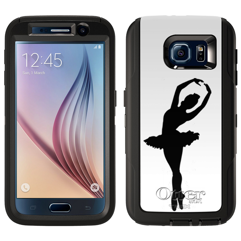 OtterBox Defender Samsung Galaxy S6 Case - Silhouette Bal...