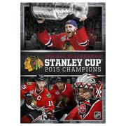 Chicago Blackhawks 2015 Stanley Cup Champions (2015) by