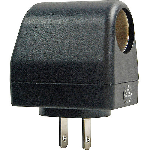 Bracketron 12V-to-AC Wall Adapter