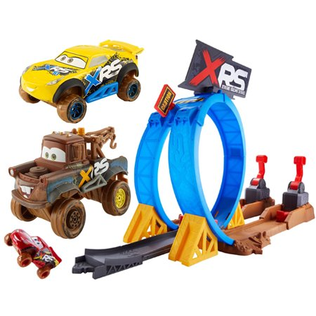 Disney Pixar Cars Xrs Mud Collection Walmart Com
