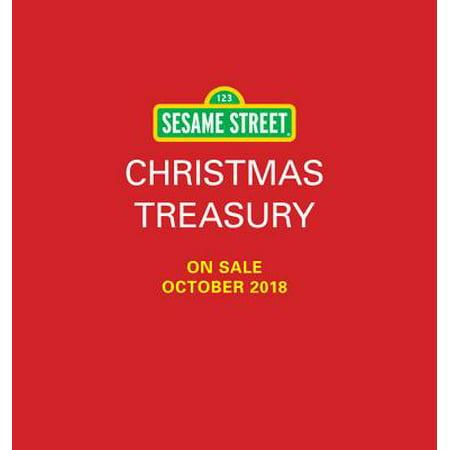 - Sesame Street Christmas Treasury (Hardcover)