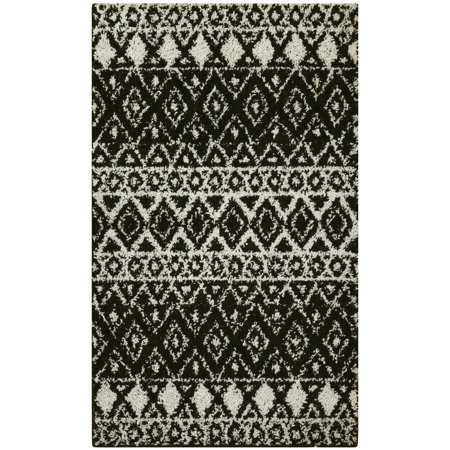 - Mainstays Hayden Pattern Shag Area Rug and Runner Collection