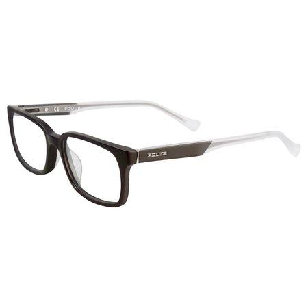 Eyeglasses Police VPL 253 Matt Black 706