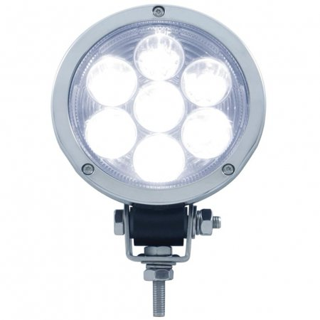 "7 High Power 3 Watt LED 5"" Driving Light - 950 Lumens"