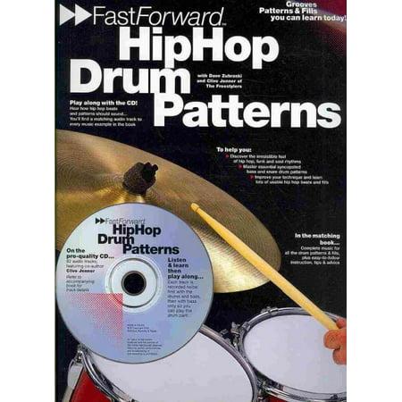 Fast Forward Hip Hop Drum Patterns (Best Hip Hop Drum Samples)