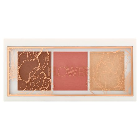 Flower Lift & Sculpt Contouring Palette, CT2 Medium to
