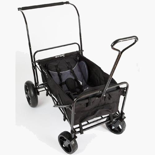 GoGo Babyz WGNST-S Folding Wagon Stroller - Single