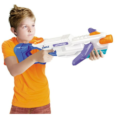 Three Stream Crossbow Super Soaker Water Gun by Dimple