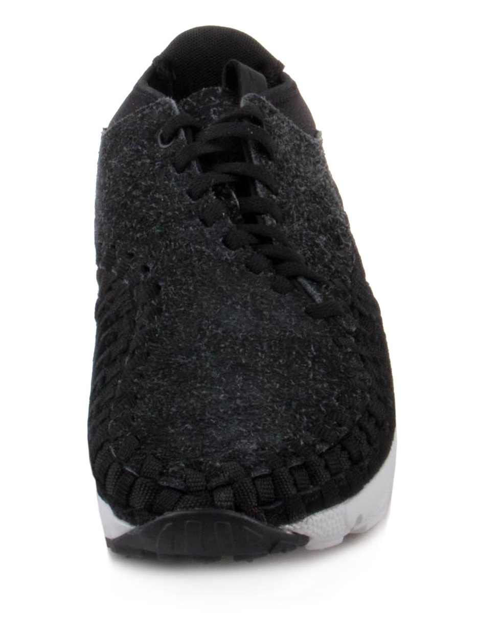 Queensland:Nike Mens QS Footscape Woven Chukka QS Mens Anthracite/Black 913929-001:Men's/Women's 028294