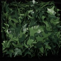 "Green English Ivy Wired Craft Ribbon Garland .75"" x 108 Yards"