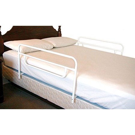 security bed rail home style bed single rail 30 length. Black Bedroom Furniture Sets. Home Design Ideas