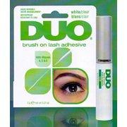 dac8cc08c33 Duo Striplash Brush On Adhesive, Clear, 0.18 oz