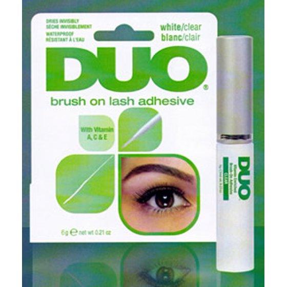 Duo Striplash Brush On Adhesive Clear 018 Oz Walmart