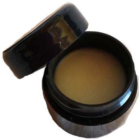 Attraction Solid Perfume Get What You Desire Made With Coconut Oil Beeswax  Sweet Almond and Avocado Oil Fragrance  25oz Jar