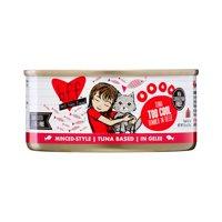 (24 Pack) Weruva BFF Too Cool Tuna in Aspic Grain-Free Wet Cat Food, 5.5 oz. Cans
