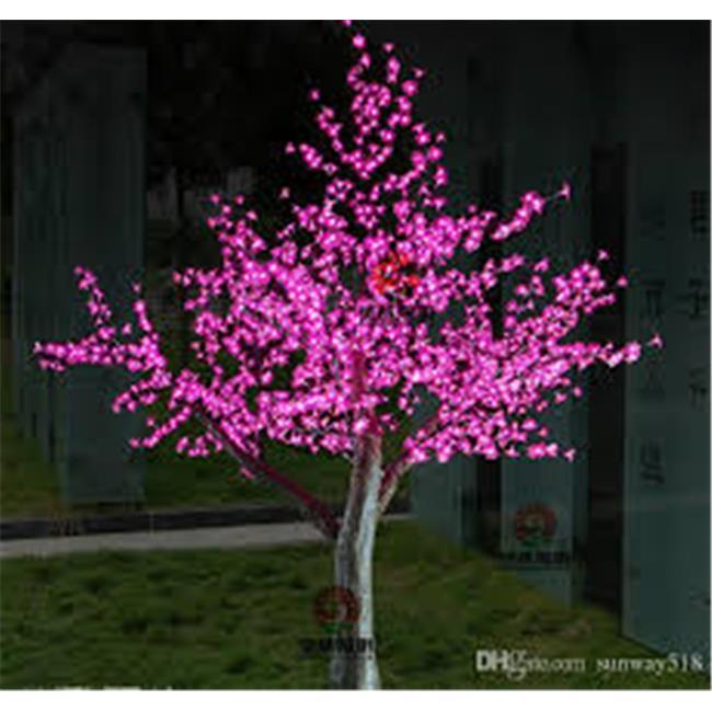 Autograph Foliages W-150015 5.5 ft. Cherry Blossom Tree -...
