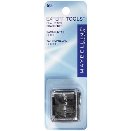 Maybelline New York Expert Dual Eye And Lip Pencil Sharpener