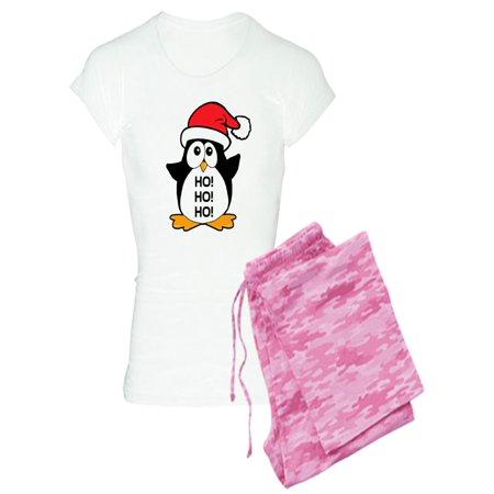 CafePress - CafePress - Cute Christmas Penguin - Women s Light ... daea66ace