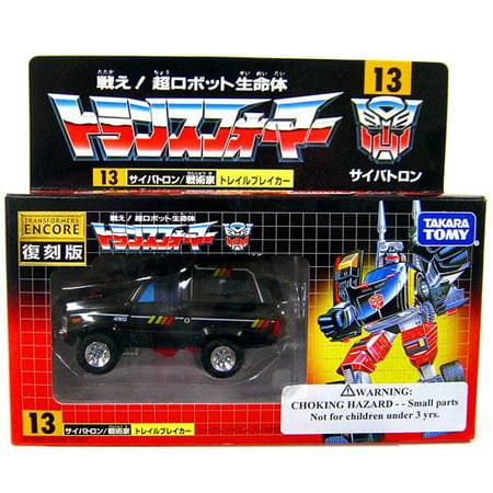 Transformers Japanese Renewal Encore Trailbreaker Action Figure #13 ()
