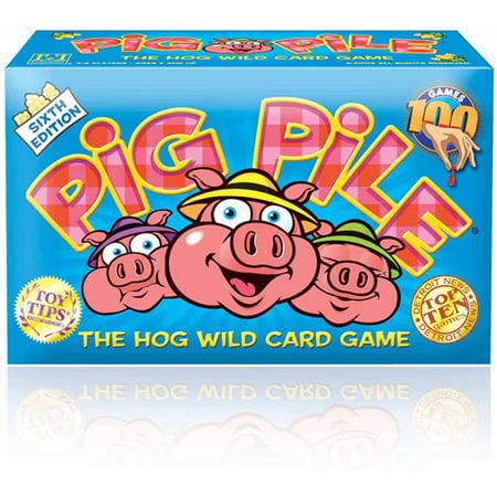 Pig Pile Game](Hot Pink Games)