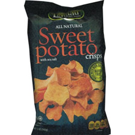 Landau Kosher All Natural Sweet Potato Crisps with Sea Salt - Gluten Free - 5 (Gluten Free Kosher Yogurt)
