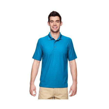 Performance Antimicrobial (Gildan Men's Antimicrobial Performance Piqué Polo Shirt, Style)