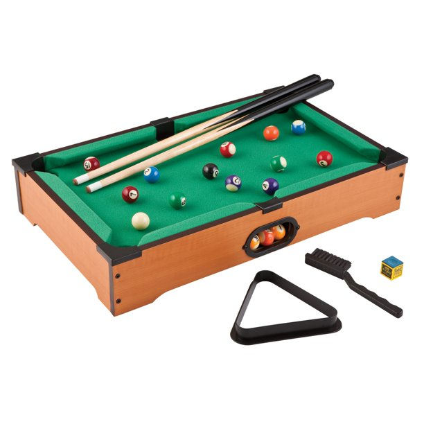 "Mainstreet Classics Sinister 20"" Table Top Billiard Game Set"