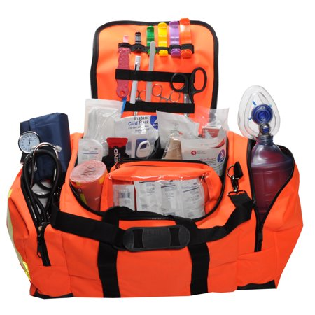 First Responder Medical First Aid Kit 239 Piece by MFASCO