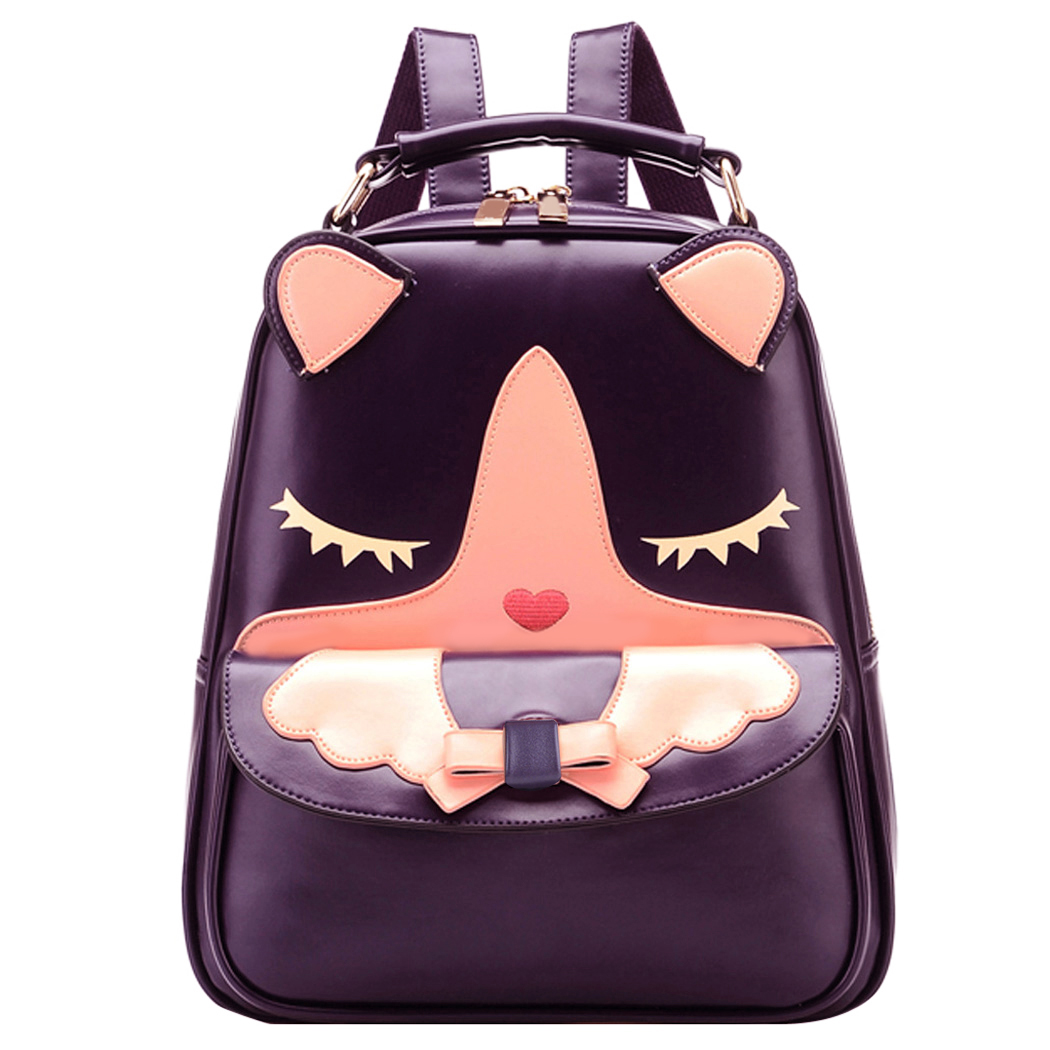 Girls Backpacks, Tinksky Cartoon Animal Knapsack Rucksack...