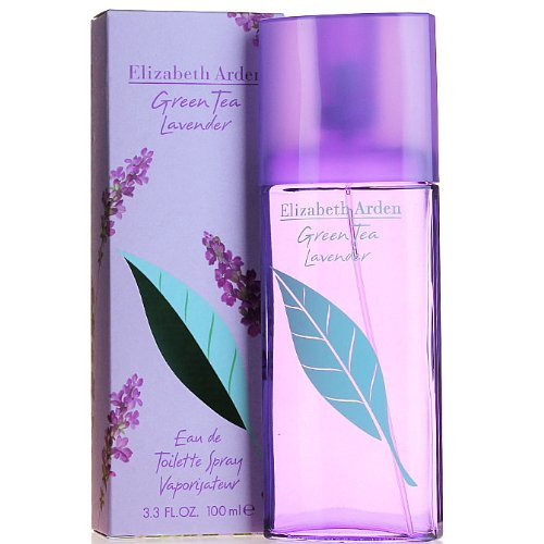 GREEN TEA LAVENDER Elizabeth Arden 3.3 oz EDT Spray Womens Perfume 100 ml NIB