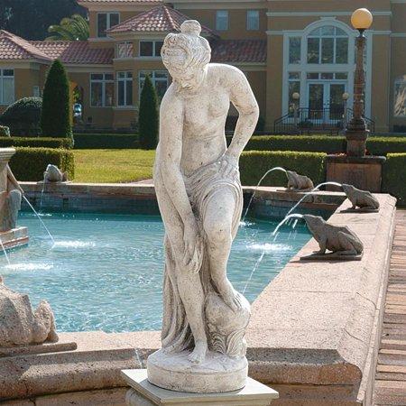 Image of Design Toscano The Bather Sculpture