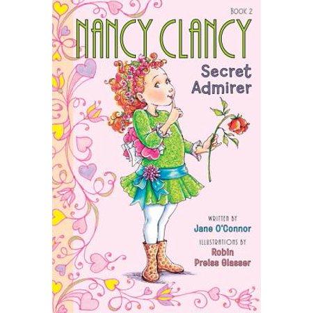 Fancy Nancy: Nancy Clancy, Secret Admirer - eBook - Comic Book Fancy Dress