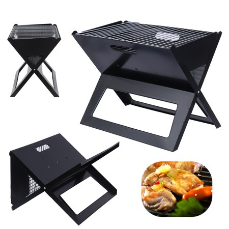 Bestller Portable Charcoal Barbecue BBQ Grill Outdoor Camping Bars Picnic Cooker Tool