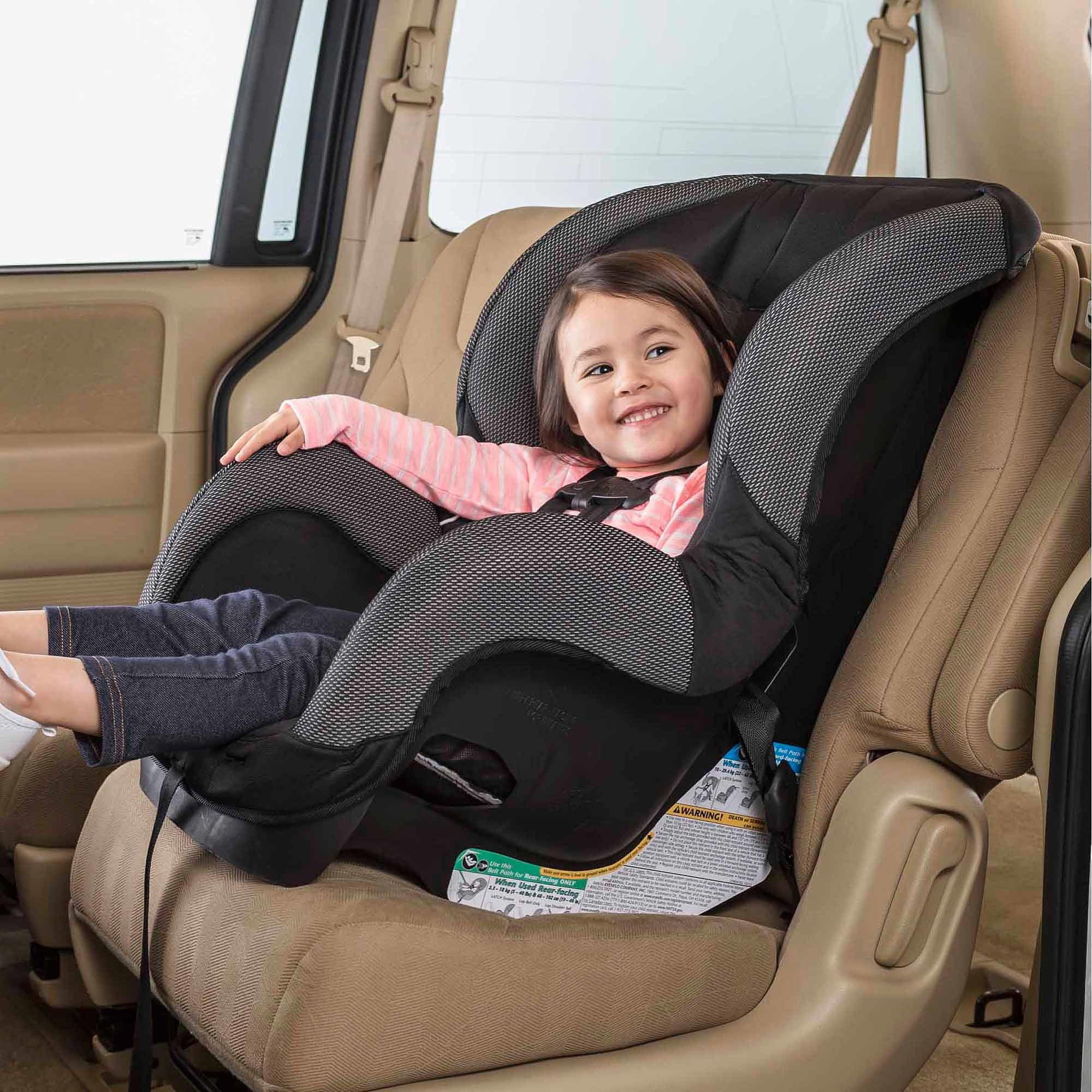 Paxton SureRide 65 DLX Convertible Car Seat Pattern
