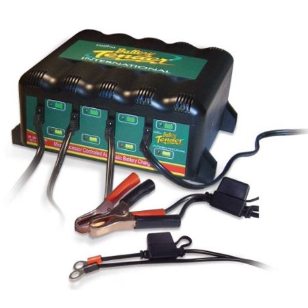 Battery Tender 022 0148 Dl Wh Battery Tender R  4 Bank Charger
