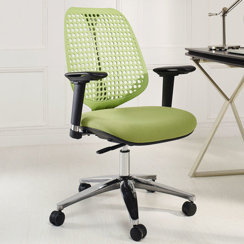 Modway Reverb Premium Mid-Back Office Chair with Arms