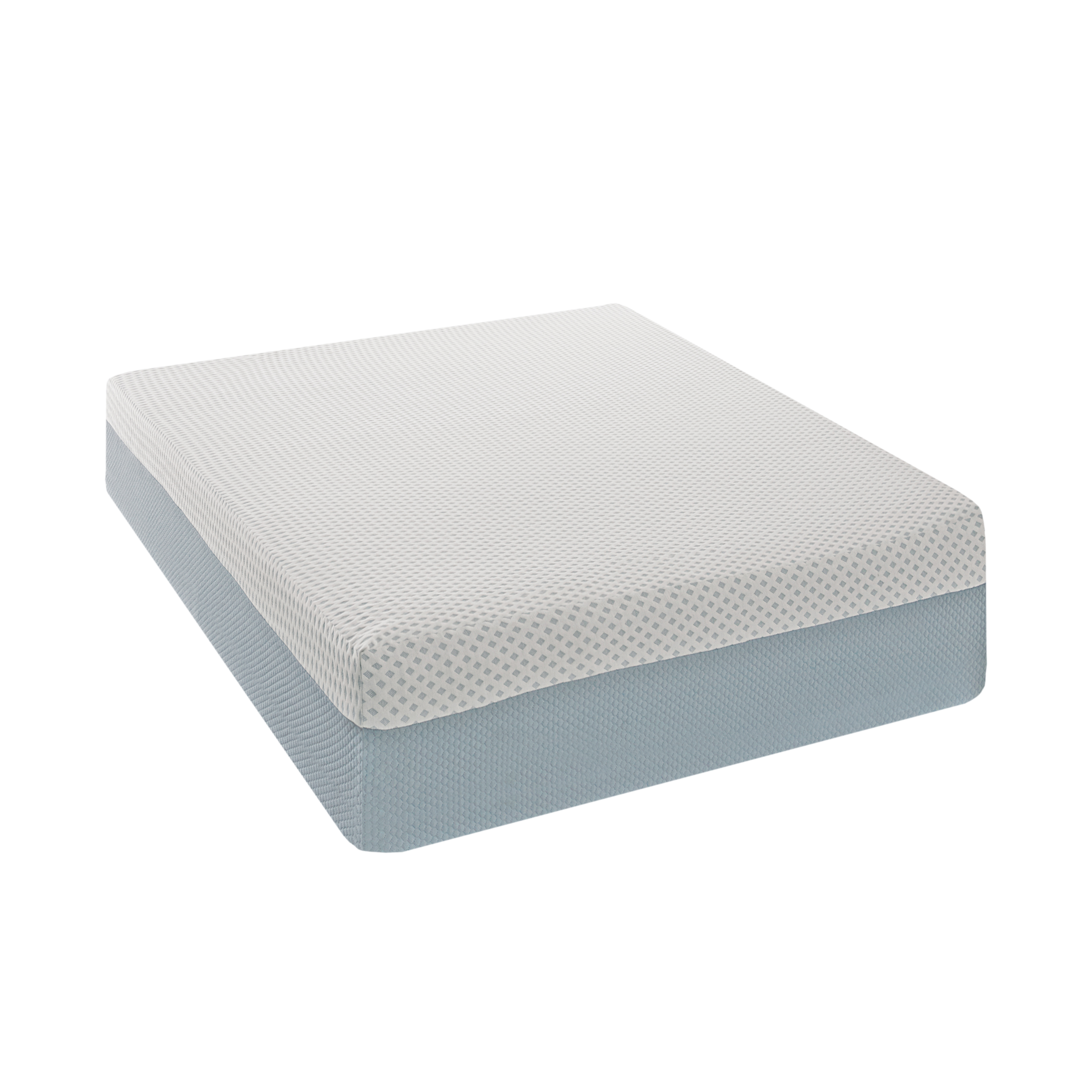 Contura 9 Inch Firm Latex Foam 1000 Series Mattress Bed