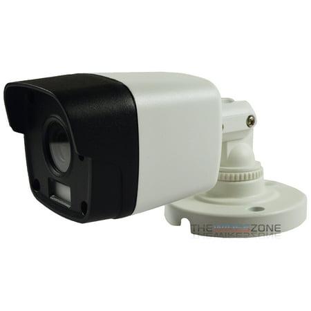 20m Camera - 2MP 2.8mm HD-TVI 1080p Bullet Camera 20m IR WDR Security CCTV IP66 WB81W White